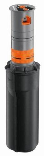 Gardena 821329 Turbine d'arrosage escamotable T380 Comfort, Orange