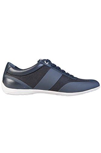 Armani Jeans, Sneaker uomo nero Black Blue