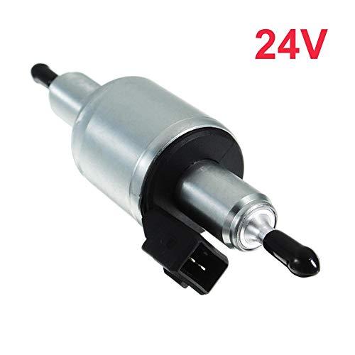 Pompa carburante olio riscaldatore elettrico universale 12V / 24V Parcheggio del riscaldatore d'aria della pompa di aria, Tappo della pompa del carburante nell'autoriscaldatore per auto 2000W 5000W