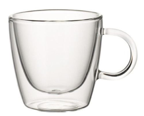 Villeroy & Boch Artesano Hot Beverages Medium Cup 80 mm Borosil Glas