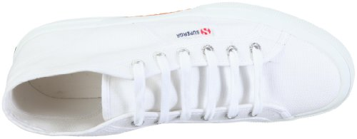 Superga 2754 Cotu, Baskets Unisexes - Blanc Adulte