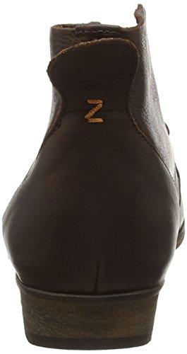 Hub Chuckie L81, Bottes femme Braun (Dark Brown 017)