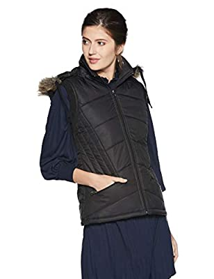 Qube By Fort Collins Women's Quilted Hoodie