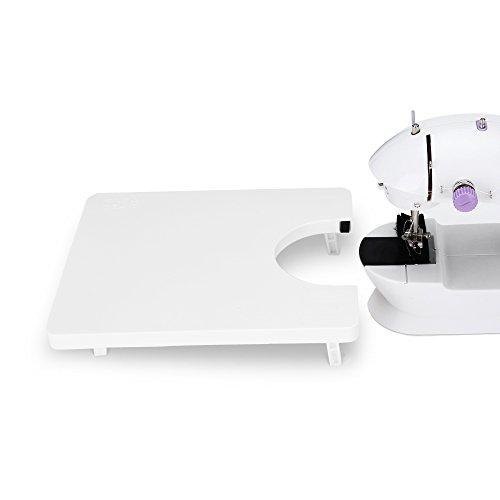 Macchina per cucire portatile grande accessorio della tabella di prolunga