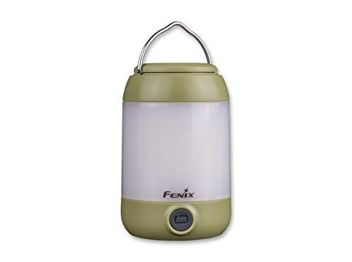 Fenix Unisex- Erwachsene CL23 Taschenlampe, Olive, 8,5 cm
