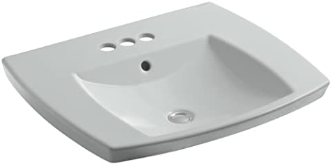 Kohler K-2381-4-95 Kelston Self-Rimming Lavatory With 4