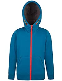 Mountain Warehouse Nordic Fur Lined Full Zip Hoody