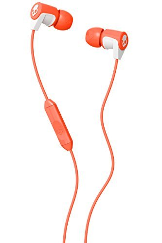 Skullcandy-SCS2RFGY-436-In-Ear-Wireless-Headphones-CoralWhite
