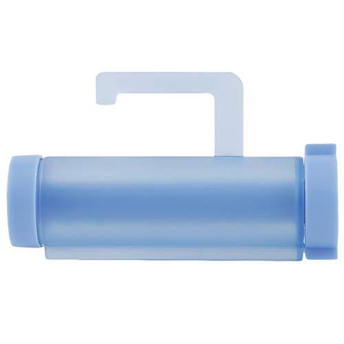 JICHUI Rodadura de plástico Fácil de Pasta de Dientes exprimidor de baño Gadget Dispositivo de fijación...
