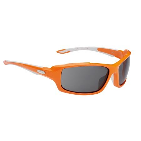 Sportbrille Callum orange/white C - VARIO