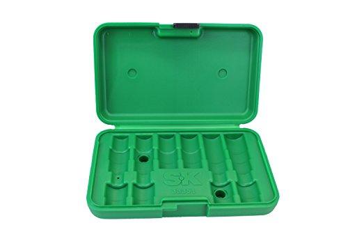 SK HANDWERKZEUG abox-33351blow-molded Ersatz Schutzhülle Swivel für 333513/20,3cm Antrieb IMPACT SOCKET SET, grün (Sk-tools Set 3 8 Antrieb)