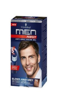 3 X Testanera Men Perfect 60 Castano naturale colorante in gel Uomo offerta