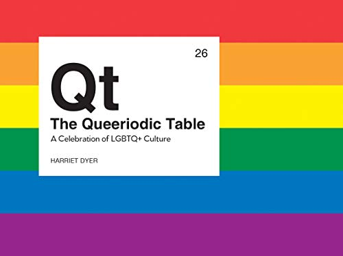 The Queeriodic table: A Celebration of LGBTQ+ Culture