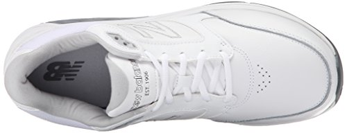 New Balance Mens MW928V2 Walking Shoe white