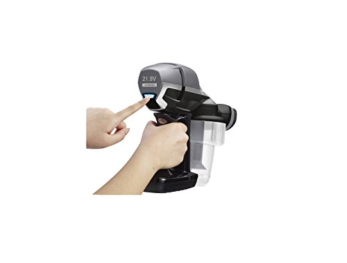 Rowenta Air Force 360 RH9086WO - Aspirador escoba, versátil, cabezal alta succión, batería ión-litio, 21.9 V, duración hasta 30 min, con 2 boquillas y cepillo easy brush, todo tipo de superfícies
