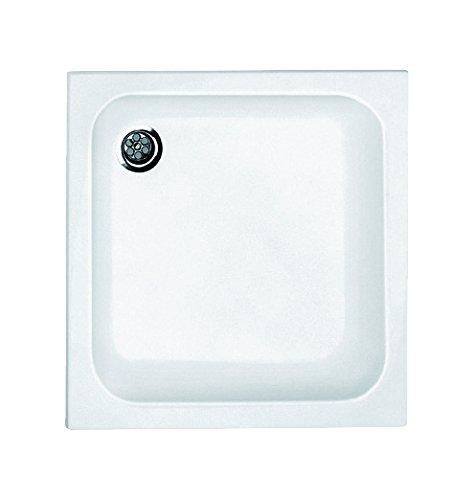 Duschwanne Bad Dusche Badezimmer 100 x 100 x 6,5 cm Arcrylwanne Wanne aquaSu/® Acryl-Brausewanne Sono Brause