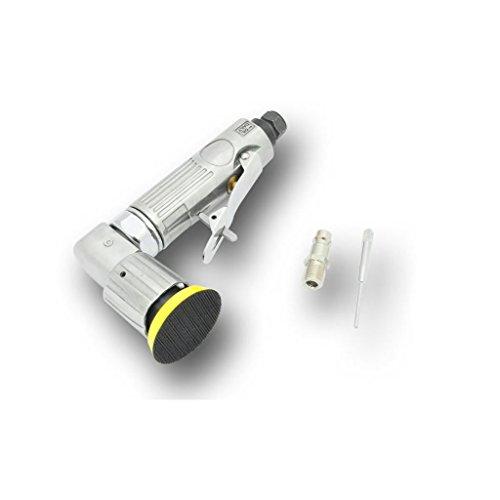 "tidyard Mini Exzenterschleifer 50mm 15.000U/min 1/4\"" Druckluft-Exzenterschleifer Druckluftschleifer Druckluft Schleifgerät Schleifer"