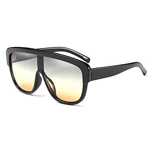 CHENGZI Piloten SungalssFrauen Männer Fahren Und Reisen Sonnenbrille Oversize Double Color...