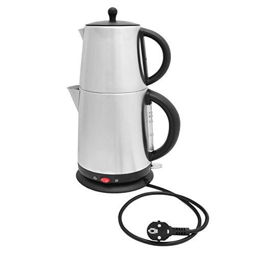 Elektrische Teekocher Caymatik Teebereiter Wasserkocher Teemaschiene 2200 Watt 2,7 Liter
