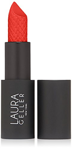 Laura Geller Iconic Baked Sculpting Lipstick 3.8g Big Apple Red