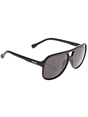 Nectar Shades Herren Sonnenbrille Midnight Black