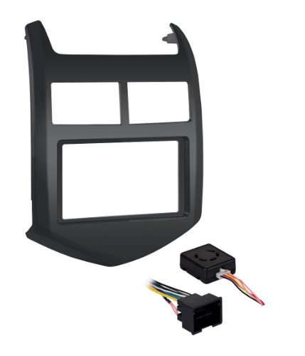 METRA Single/Double DIN Dash Installation Kit für 2012-up Chevy Sonic Fahrzeuge Metra Metra Electronics Single