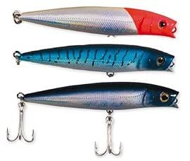 Lineaeffe Turbo Minnow Rouge Tête 11g–5206209