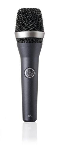 AKG AKGD5 Professionelles Dynamische Gesangsmikrofon