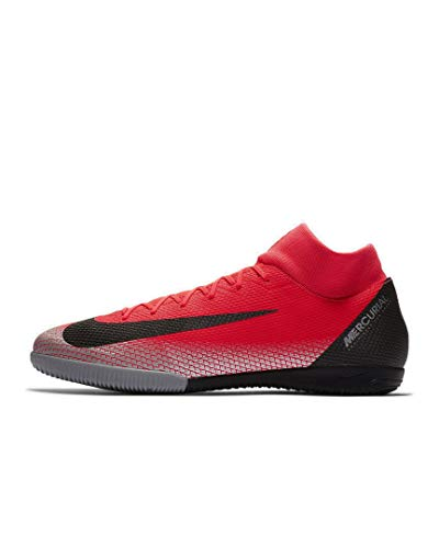 Nike SUPERFLYX 6 Academy CR7 IC Challenge RED/White - 7/40 (Nike Cr7 Indoor Mercurial)