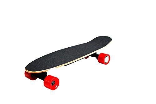 Gesutra Elektro-Skateboard - schwarz