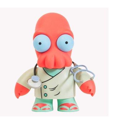 Kidrobot - Figurine Futurama - Zoidberg 15cm - 0883975129613