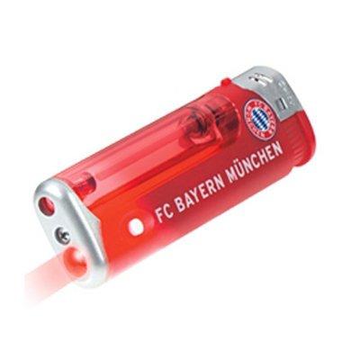 feuerzeug mit licht Feuerzeug mit LED FC Bayern München FCB
