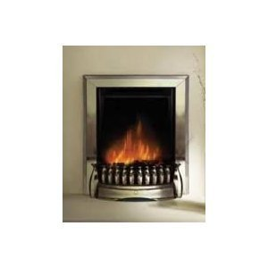 Dimplex Exbury EBY15 Chrome Electric Fire