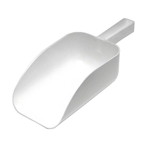 Genware nev-sc9Scoop, alle Zweck, 22,9cm 21/4L Fassungsvermögen, weiß