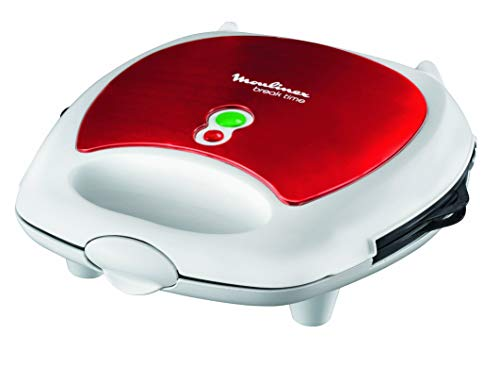 Moulinex SW6125 3-in-1 Snack-Kombigerät Red Rub