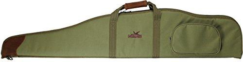 Greenlands Gewehrfutteral Gewehrtasche mit Außentasche grün -