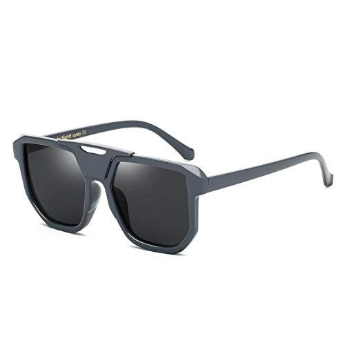 YUHANGH Klassische Männer Frauen Eyewear Vintage Polygon Gläser Retro Unisex Sonnenbrillen