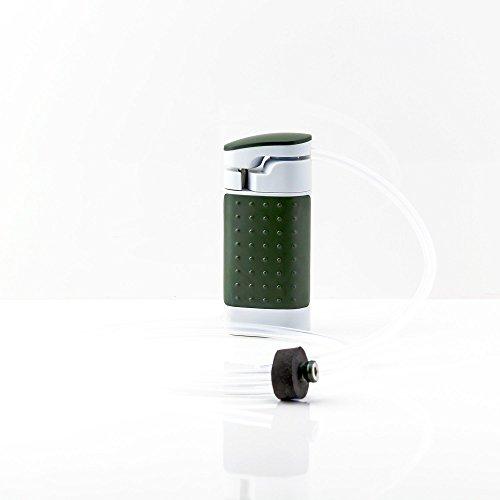 Aqua Pury Pocket unser robuster kompakter Outdoor, Survival und Camping Wasserfilter für Wasseraufbereitung, ideal zur Krisenvorsorge