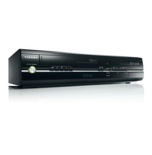 Toshiba RD XV 48 DT DVD- und Festplatten-Rekorder / VHS-Rekorder Kombination 160 GB (DivX-Zertifiziert, HDMI, Upscaling, 1080p, HDMI, DVB-T) schwarz Osd-video-recorder