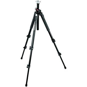 Manfrotto 190 XPROB Tripod Legs Only - Black professional aluminium compact camera tripod