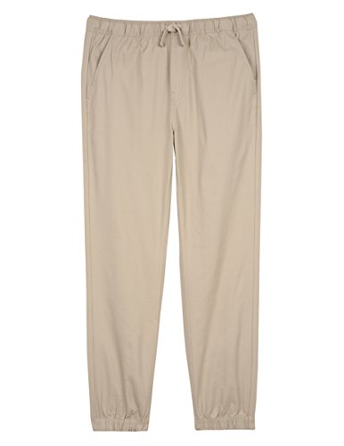 IZOD Uniform Mens Jogger, Khaki, Large