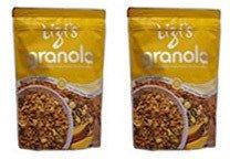(2 Pack) - Lizi's - Mango Macadamia Cereal   400g