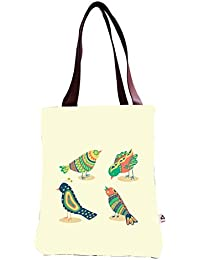 Tote Bag | Tote Bags For Girls | Canvas Tote Bag | Hand Bag | Stylish Tote Bag | Shopping Bag | Digital And Screen... - B07GPLB1WH
