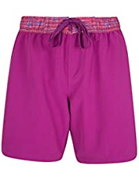 Mountain Warehouse Short de bain long pour femmes