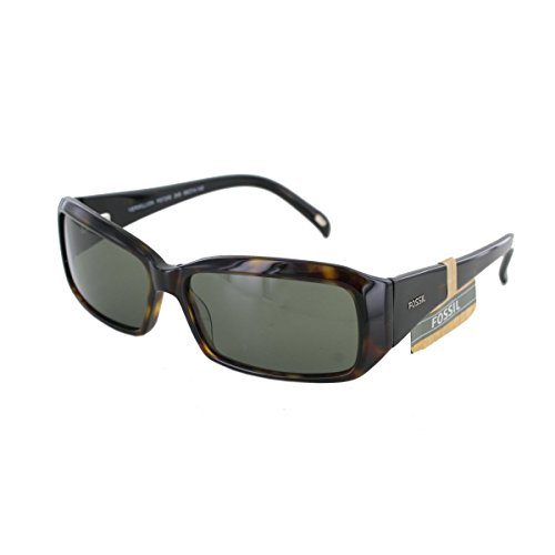 Fossil Damen Sonnenbrille Vermillion PS7208, Colour:braun tortoise