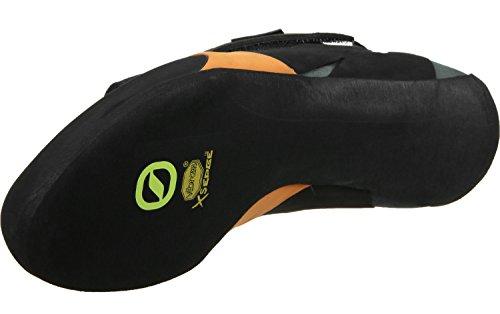 Chaussure Force V. Chaussure D'escalade Mangrove / Papaya