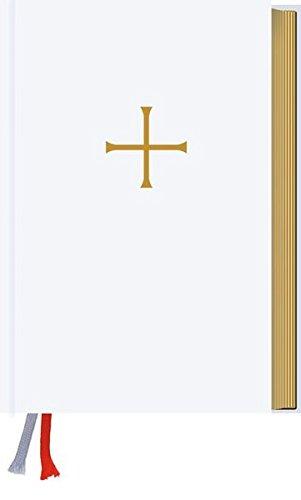 Gotteslob. Katholisches Gebet- und Gesangbuch. Ausgabe für die Diözese Eichstätt: Ausgabe Kunstleder weiß Goldschnitt