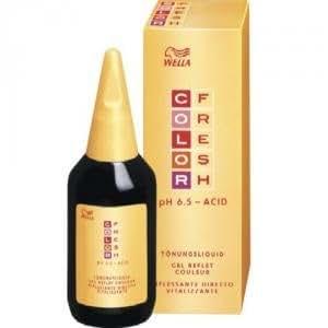 Wella - Color Fresh 6/34 - Blond Foncé Doré Cuivré 75 Ml
