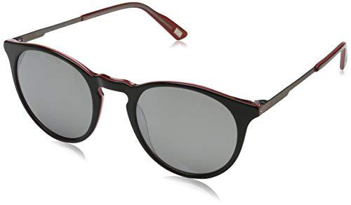 Helly Hansen Damen HH5020-C01-49 Sonnenbrille, Schwarz (Negro), 49