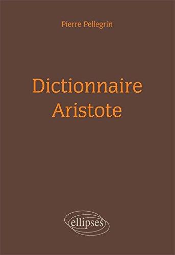 Dictionnaire Aristote